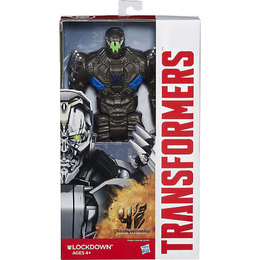 Transformers 4 Age Of Extinction Lockdown - Hasbro Original