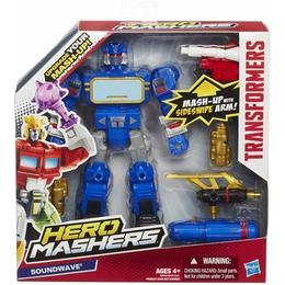 Transformers Hero Mashers Soundwave HASBRO - Pronta Entrega