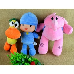 Kit Turma do Pocoyo de Pelúcia