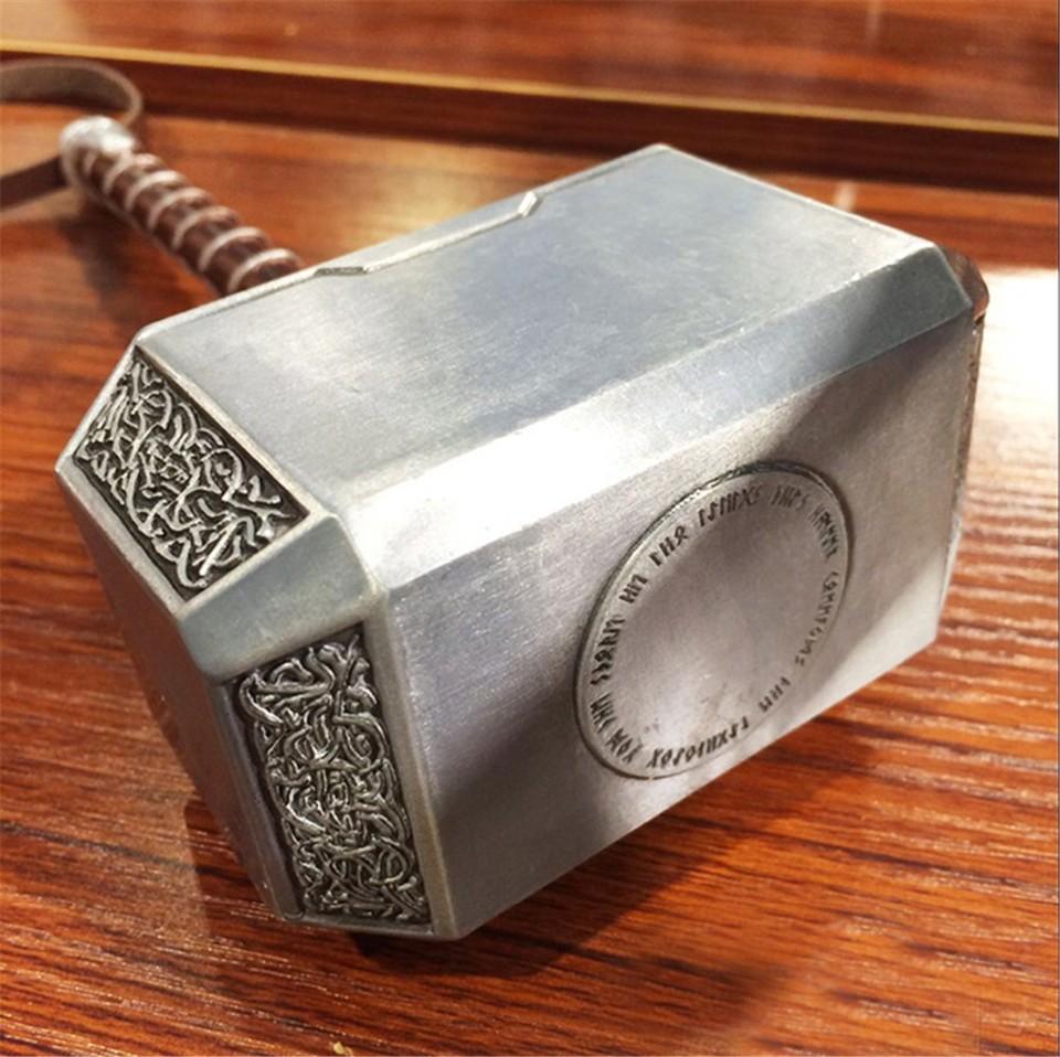 mjolnir martelo do thor empório geek