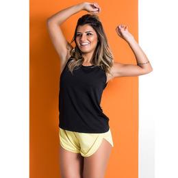 af67a0250 Camiseta Regata Fitness em Dry Fit Lisa