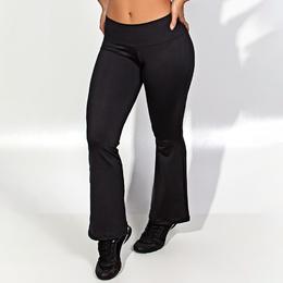 f37acfe2f Calça Bailarina Legging Fitness Suplex - Preta