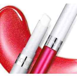 COVERGIRL batom e brilho labial Outlast All Day Two-Step 517 red hot