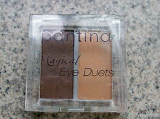 Pantina cosmetics,  sombra para olhos magical eye duets Fizzy Peach, 5.g.,
