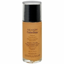Base Facial Foundation ColorStay,  30ml, SPF 12, 400 Caramel - Revlon