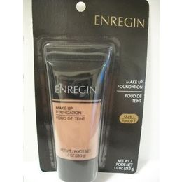 Base Facial para o Rosto Make up foundation Dark 1-Enregin