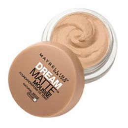 Base Dream Mousse Cloud Wine 50, 5.75mg - Maybelline