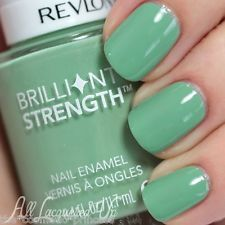 Revlon, Esmalte de Unhas,  Nail Enamel/vernis, New Brilliant Strength 11.7ml , 190 Entice