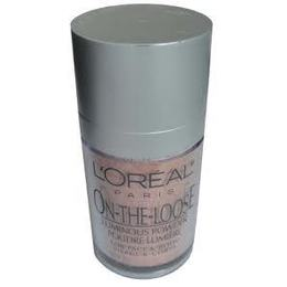 L'Oreal, Po facial e Corpo , On-the-Loose Luminous Powder, Peach Soleil, 8g.