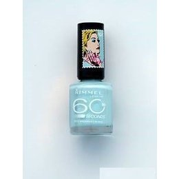 Rimmel London 60 Seconds Nail 873 Break Fast in Bed 0.27 fl oz (8 ml)
