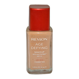 Base Facial Age Defying SPF 15, Dry Skin- 15 Early Tan, 37ml- Revlon