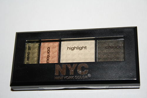 N.Y.C Sombra para os olhos Eyeshadow  New York Color City METRO QUARTER 793 BOOT CAMP