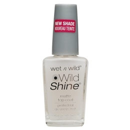 Wet n Wild Wild Shine esmalte Top Coat Matte