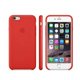 Case Silicone Vermelhho - IPhone Original
