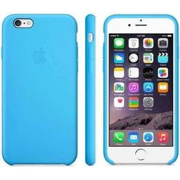 Case Silicone Azul Royal