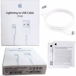 Cabo de Lightning para USB (1 m) Apple iPhone 5 5s 6 6s