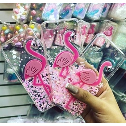 Case New Flamingo Alto Relevo