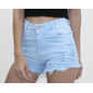 Hot Pants Azul celeste