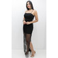 Vestido Night Preto
