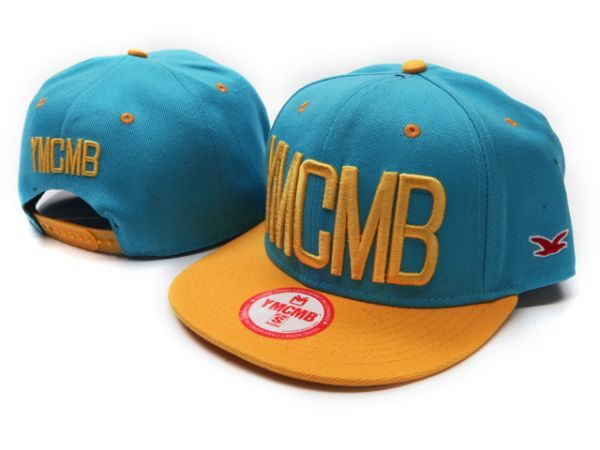 Snapback YMCMB 12 - Camisa Gringa bdfe1302b29