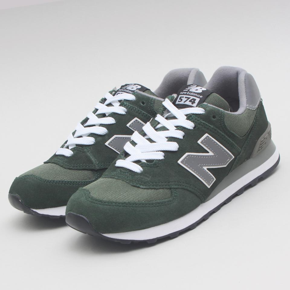 new balance m 574 Green