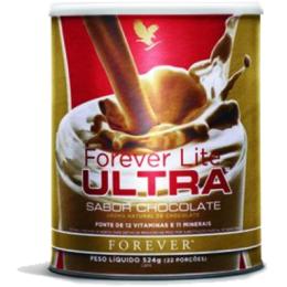 FOREVER ULTRA LITE CHOCOLATE 524G (SHAKE) - Forever Living