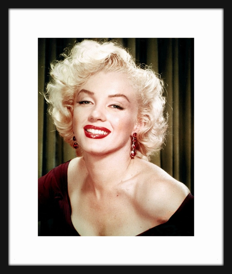 Quadro Marilyn Monroe - Roberta Decoracoes