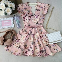 Vestido Princess Blogger