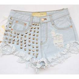 Short Jeans Spikes