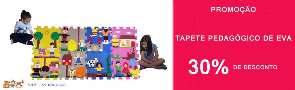 Baiane | Livros e Brinquedos Educativos - Slide 1