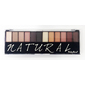Paleta de Sombras 12 Cores Natural - Ruby Rose
