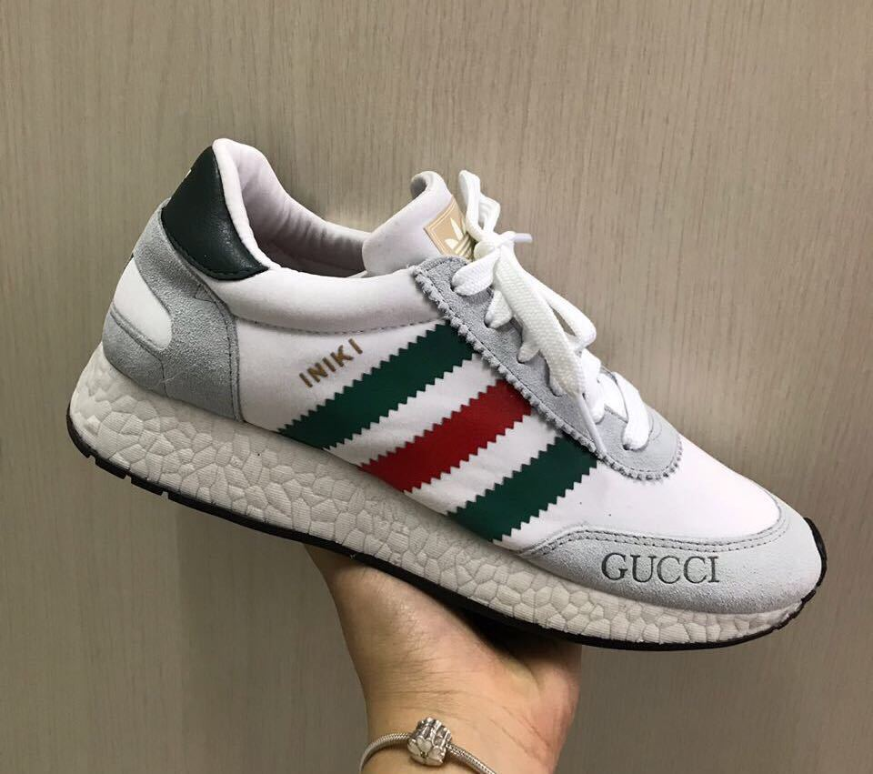 Tenis Adidas Iniki Gucci Mozarts Fitch Outlet 337112a9ab