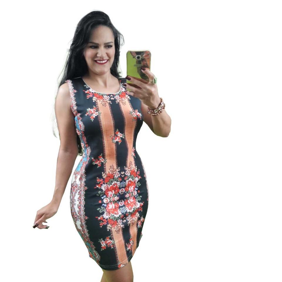 a1357730ae Vestido Lápis - Tubinho Social l Vestidos Pronta Entrega - Madame Chic