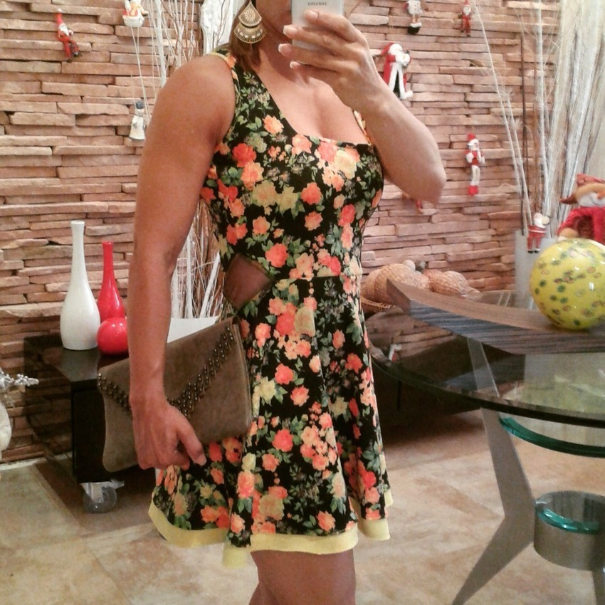 Comprar vestidos rodados baratos
