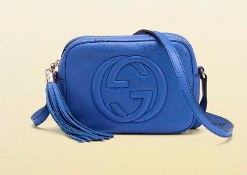 Bolsa Gucci Pequena Inspired : Bolsa gucci soho disco feminina pequena inspired