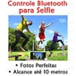 Controle Bluetooth para Selfie - iPhone - Smartphone - Tablet