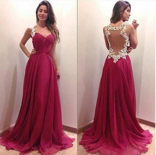 Onde comprar lindos vestidos de festa