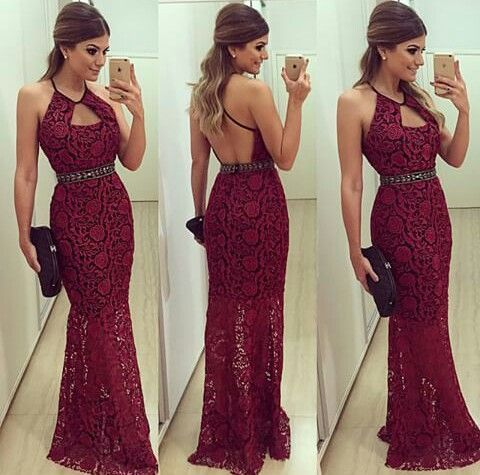 Venda de vestido longo de festa