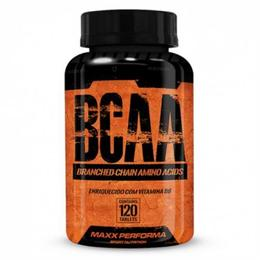 BCAA 120 Tablets - MaxxPerforma