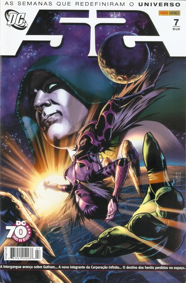 Resultado de imagem para DC COMICS 52 SEMANAS (2008) # 06