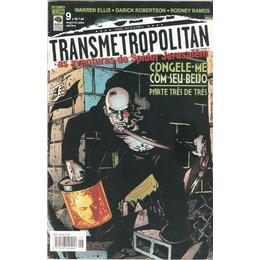 Transmetropolitan n°09