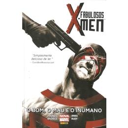 Fabulosos X-Men - O Bom, O Mau e O Inumano