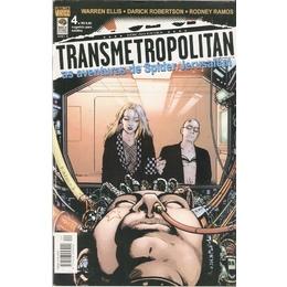 Transmetropolitan n°04