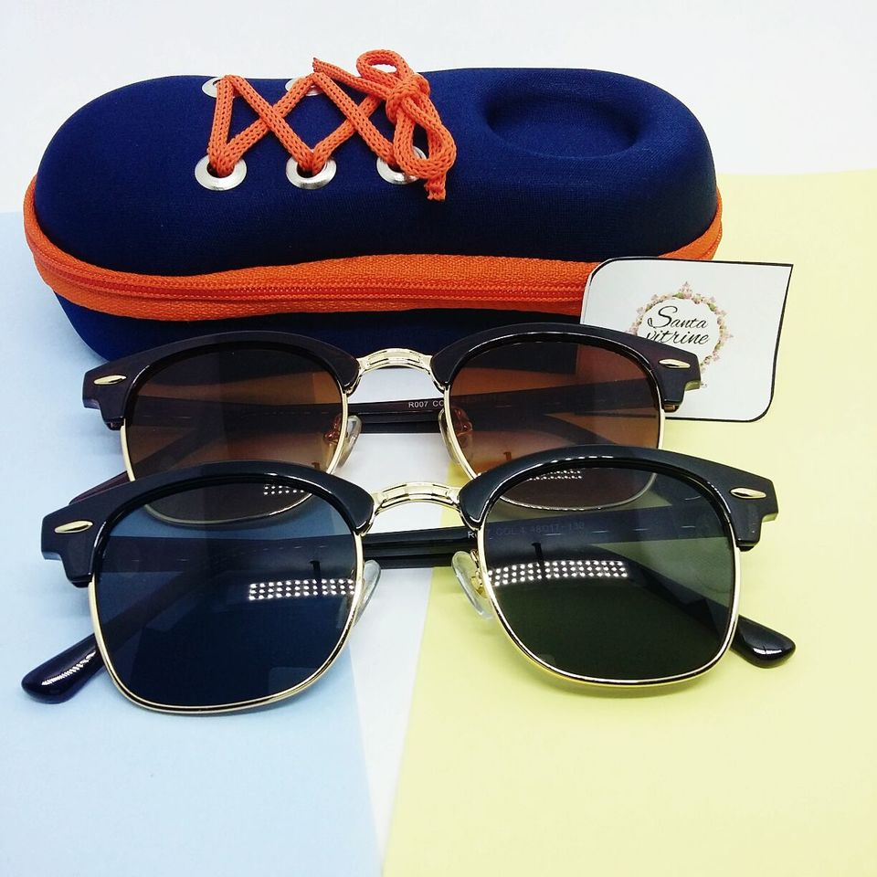 6a1d7a2290e53 Óculos Club Kids - Santa Vitrine