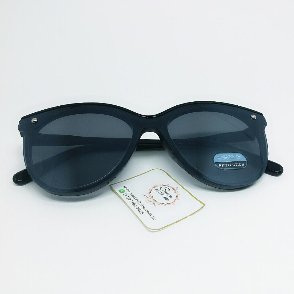 0a7f502a12cfa Óculos Cindy- Preto - Santa Vitrine