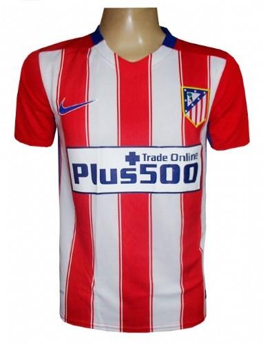 dbb215aeb0 Camisa Atlético de Madrid Nike Listrada - MWgrifes - Aqui é Top!