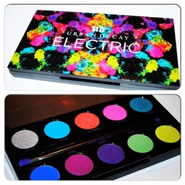 Urban Decay Electric Paleta
