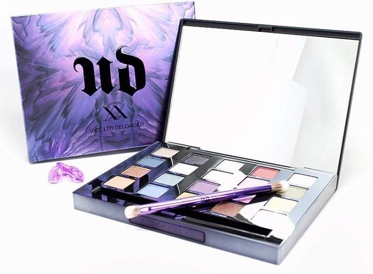 Pronta Entrega - The Vice Ltd Reloaded XX Urban Decay