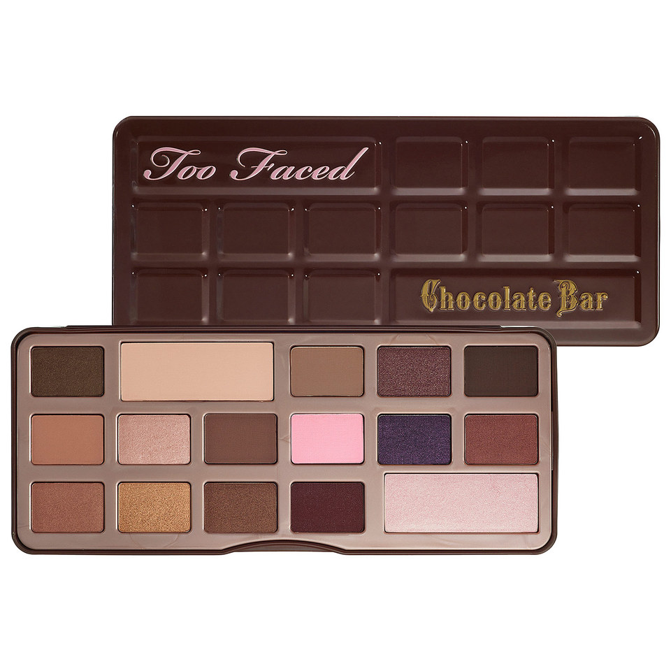 Paleta Too Faced Chocolate Bar