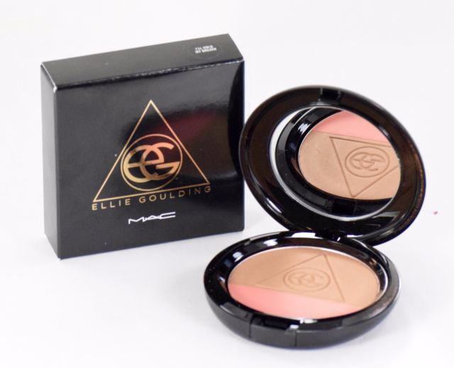 Pronta Entrega - MAC Ellie Goulding I'll Hold my breath Blush Duo - Produto Original